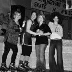 Disco Skate Party with Lady Legislatures